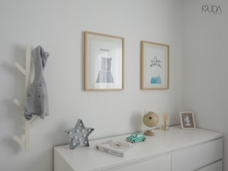 scandinavische Kinderkamer door MUDA Home Design