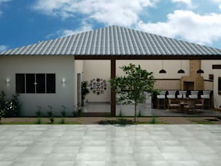 SM Arquitetura e Engenharia Casas modernas