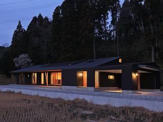 杜の癒しの家: ing-環境設計室が手掛けた家です。