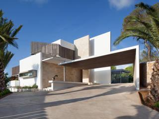 Modern houses by ARRCC Modern