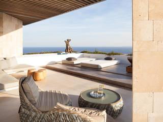 Moderne balkons, veranda's en terrassen van ARRCC Modern