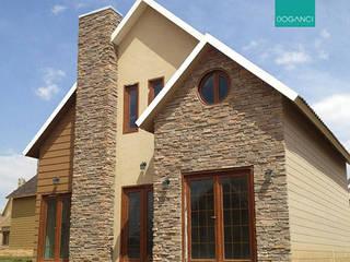 Doğancı Dış Ticaret Ltd. Şti. Country style walls & floors Stone