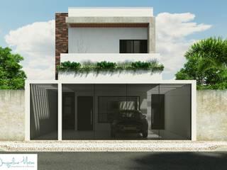 Modern Houses by Jacqueline Matos Arquitetura e Interiores Modern