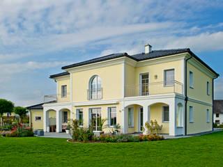 Rumah Gaya Mediteran Oleh WimbergerHaus Mediteran