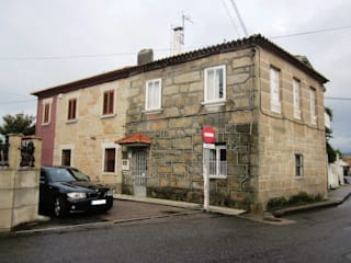 Estado inicial: Casas de estilo  de NAM ARQUITECTOS SLP