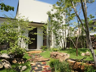 noir et blanc: stage Y's 一級建築士事務所が手掛けた家です。