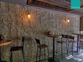 Doğancı Dış Ticaret Ltd. Şti. Paredes y pisos de estilo moderno