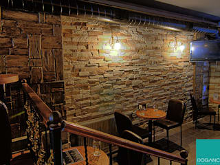 Doğancı Dış Ticaret Ltd. Şti. Modern walls & floors Stone