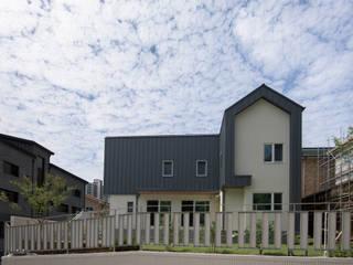 하우스 시:적(時:積): 건축사사무소 재귀당의  주택
