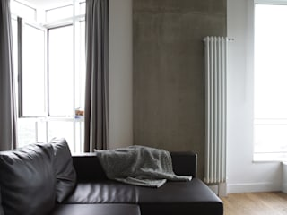 Apartment LR: Гостиная в . Автор – KOPNA,