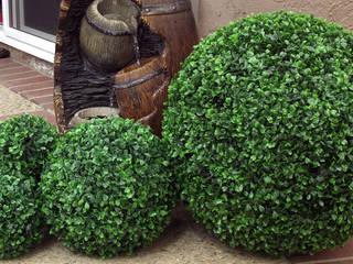 Sunwing Industries Ltd Jardin moderne Plastique Vert