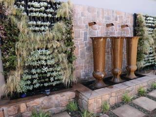 Jardins mediterrânicos por Modiwall Vertical Gardens Mediterrânico