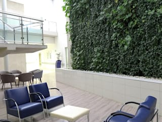 Netcare Muldersdrift by Modiwall Vertical Gardens Tropical