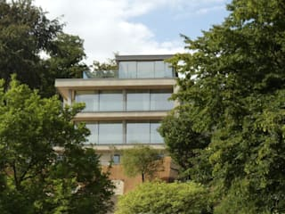 Burckhardt Metall Glas GmbH Casas modernas: Ideas, imágenes y decoración