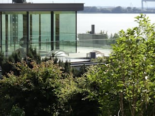 Maisons modernes par Burckhardt Metall Glas GmbH Moderne