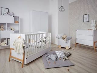 homify Nursery/kid's roomBeds & cribs