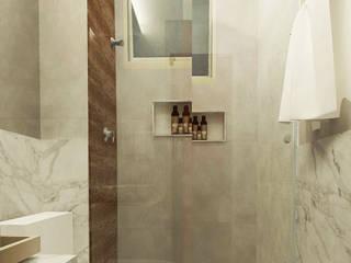 Brenda Borges Modern bathroom