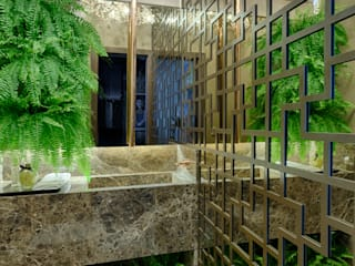 Classic style bathroom by Jacqueline Ortega Design de Ambientes Classic