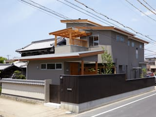 modern Houses by stage Y's 一級建築士事務所