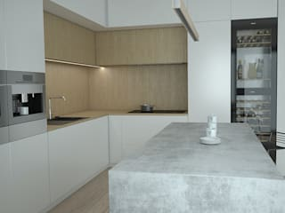 MArker Modern kitchen