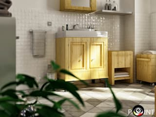 Bathroom design :   تنفيذ  arch point design house