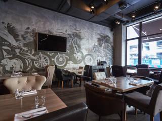 Ресторан REDWOODY, г. Москва от Rasskazova Maria Лофт