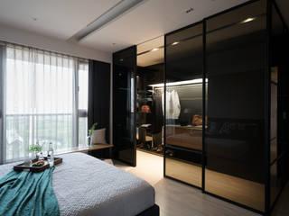 千綵胤空間設計의  침실