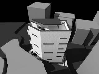마장동 협소주택 by Architects H2L