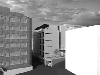 광안동 다세대주택 by Architects H2L