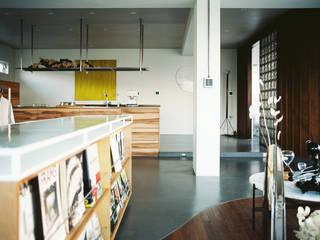 Ruang Keluarga Modern Oleh 鄭士傑室內設計 Modern