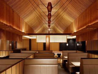 極みとんかつ かつ喜 アジア風レストラン の COCOON DESIGN INC. 和風