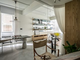 Phòng ăn by 鄭士傑室內設計