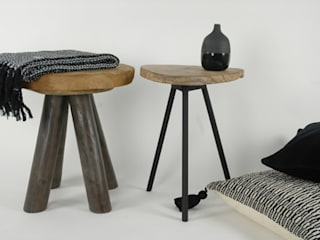 Groothandel in decoratie en lifestyle artikelen Living roomSide tables & trays