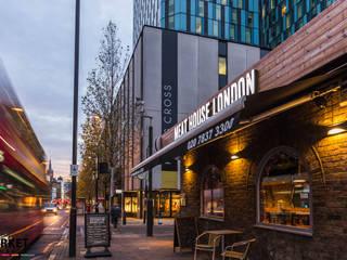 Restoran oleh The Market Design & Build, Modern
