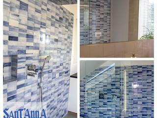 Casa-de-Banho: Casas de banho  por Sant'Anna,Moderno