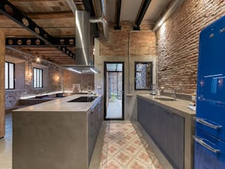 Kitchen by N.A. Construcción