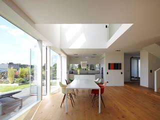 Haus MF Moderne Esszimmer von Lioba Schneider Modern