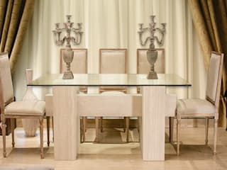 Modern Dining Room by FRISO DECORACIÓN S.L. Modern