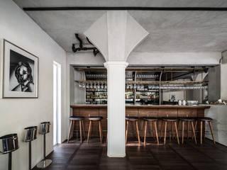 Oyster Bar by Fujin Tree 根據 鄭士傑室內設計 現代風