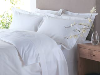 Organic Bedding and Towelling by King of Cotton King of Cotton BedroomTextiles Cotton White