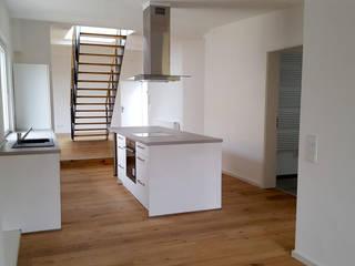 Кухня в стиле модерн от Architekturbüro Prell und Partner mbB Architekten und Stadtplaner Модерн