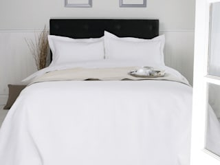 Egyptian Cotton Bedrooms by King of Cotton King of Cotton BedroomTextiles Cotton White