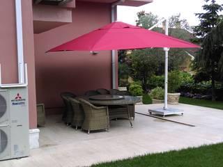 Akaydın şemsiye Garden Greenhouses & pavilions Aluminium/Zinc Red
