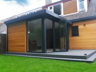 Dab Den Extension:  Houses by Dab Den Ltd