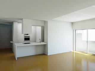 Albertina Oliveira-Arquitetura Unipessoal Lda ห้องนอน
