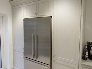 Handmade Bespoke Grey Kitchen :  Kitchen by Debenvale