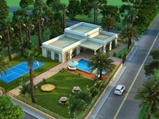 3D rendering services من JMSD Consultant
