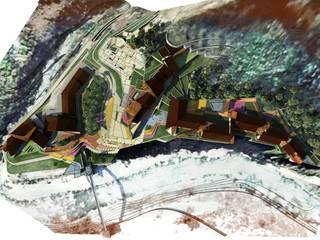 Spa moderno por Paz Ingenieros & Arquitectos Moderno