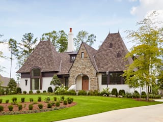 Christopher Architecture & Interiors Country style house