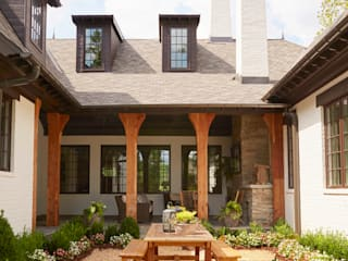 Christopher Architecture & Interiors Country style gardens